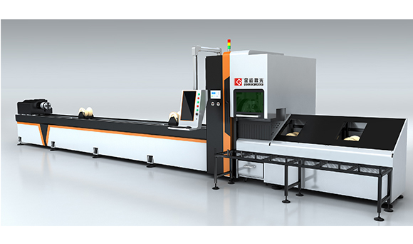 Cost-Effective Laser Tube Cutting Machine