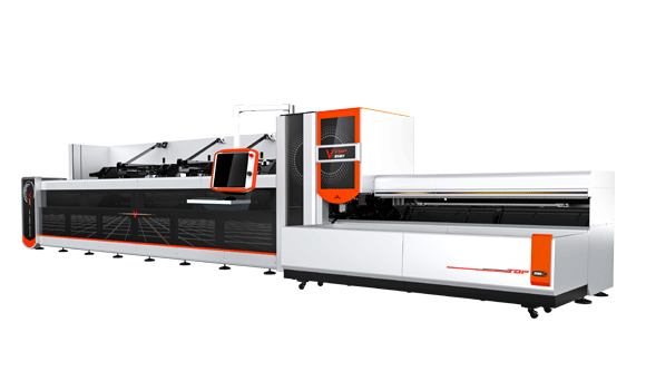 Smart Laser Tube Cutting Machine