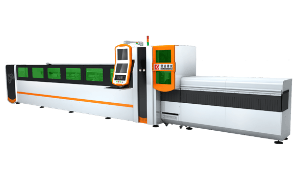 Small Tube Laser Cutting Machine