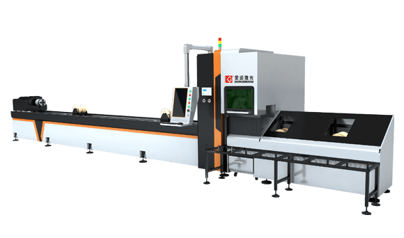 Cost-Effective Laser Tube Cutting Machine P2060B