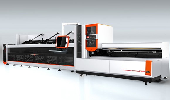 Smart Laser Tube Cutting Machine P2060A P3080A